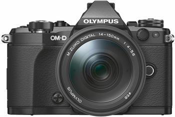 Olympus OM-D E-M5 Mark ll Kit 14-150 mm schwarz