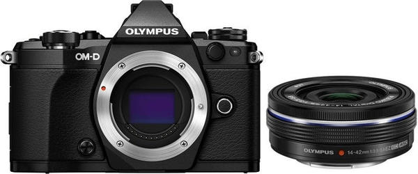 Olympus OM-D E-M5 Mark ll Kit 14-42 mm EZ schwarz