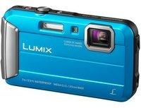 Panasonic Lumix DMC-FT25 blau