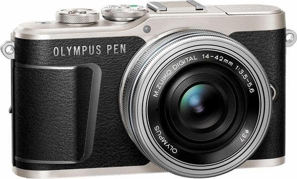 Olympus PEN E‑PL9 Kit 14-42 mm schwarz