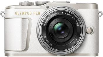 Olympus PEN E‑PL9 Kit 14-42 mm weiß