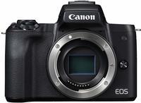 Canon EOS M50 vs. Fujifilm X-T100