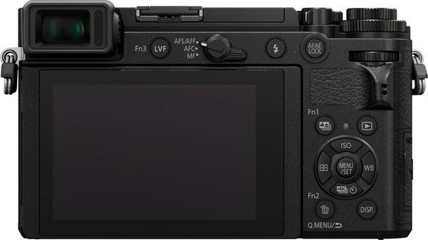 Panasonic Lumix DC-GX9 Kit 14-140 mm schwarz