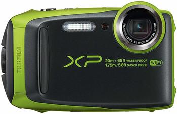 Fujifilm FinePix XP120 limone