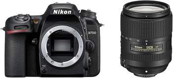 Nikon D7500 Kit 18-300 mm
