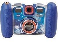 Vtech Kidizoom Duo blau Kinder-Kamera + Tragetasche