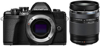 Olympus OM-D E-M10 Mark III Kit 14-150 mm schwarz