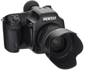 Pentax 645D + DFA 55mm AL SDM AW