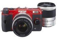 Pentax Q10 rot + 5-15mm + 15-45mm