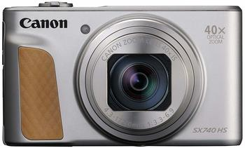 Canon Powershot SX740 HS silber