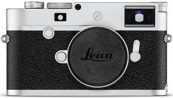 Leica M10-P Body Zilver