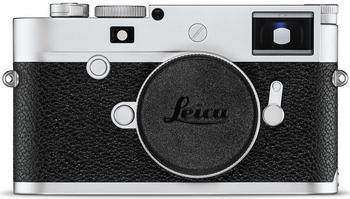 Leica M10-P Body silber verchromt