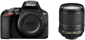 Nikon D3500 Kit 18-105 mm
