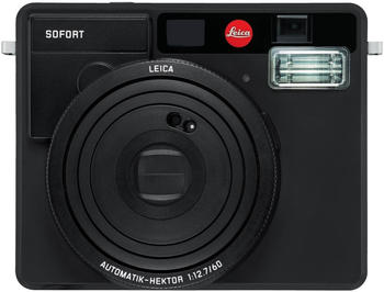 Leica Sofort schwarz