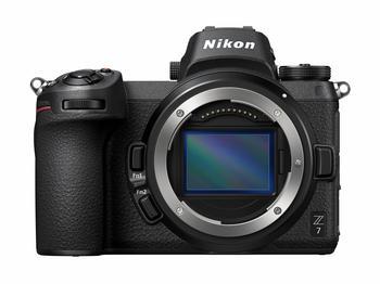 Nikon Z7 Body + FTZ Objektivadapter