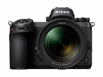 Nikon Z7 Kit 24-70 mm