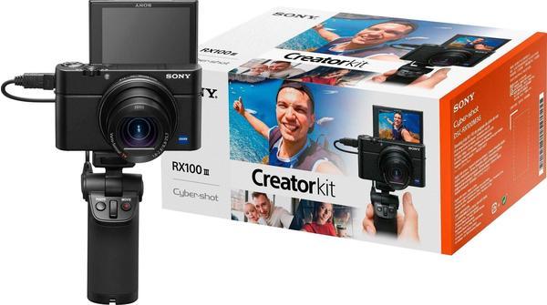 Sony Cyber-shot DSC-RX100 Mark III + VCT-SGR1