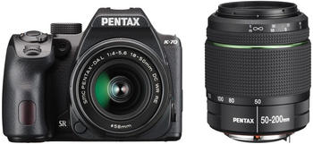 Pentax K-70 Kit 18-55 mm