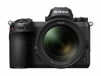 Nikon Z6 Kit 24-70mm F4,0 S