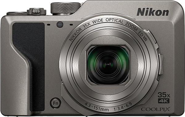 Nikon Coolpix A1000 silber