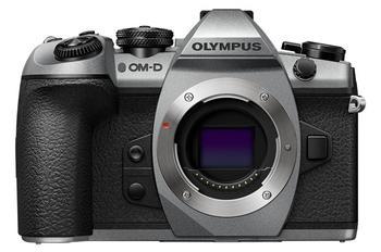 Olympus OM-D E-M1 Mark II Body silber