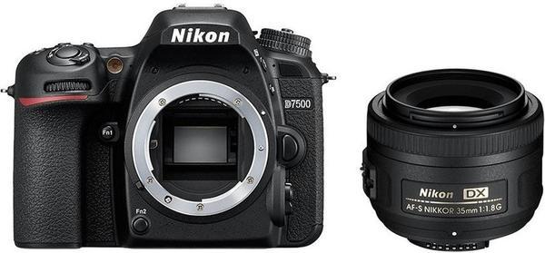 Nikon D7500 Kit 35 mm