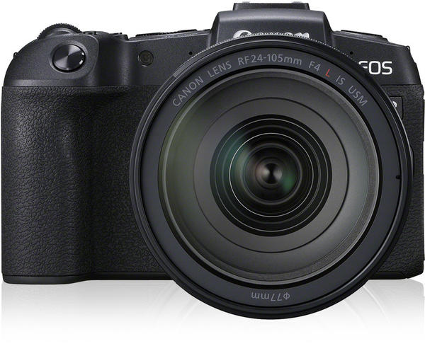 Canon EOS RP Kit 24-105 mm f4.0 + Adapter EF-EOS R
