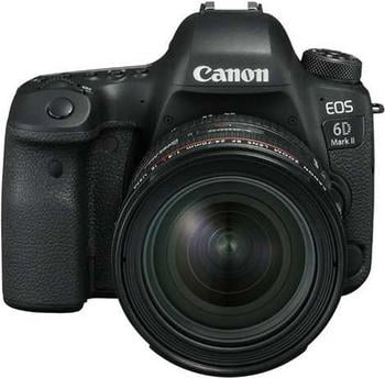 Canon EOS 6D Mark II Kit 24-70 mm f4 L IS USM