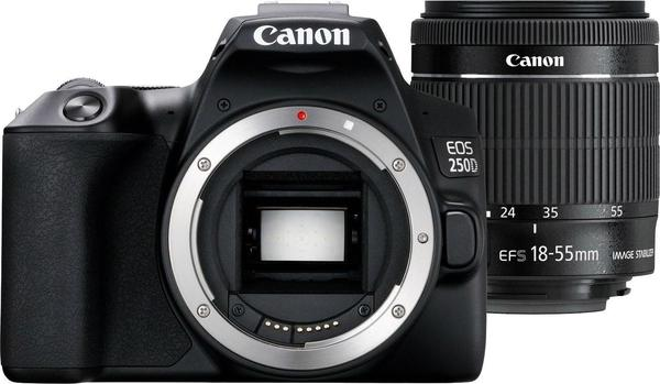 Canon EOS 250D EF-S 18-55 mm IS STM Kit