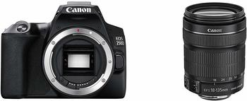 Canon EOS 250D 18-135mm IS STM - Black