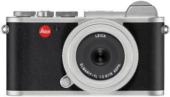 Leica CL Kit 18 mm silber