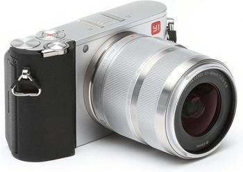 YI M1 Kit 12-40 mm silber