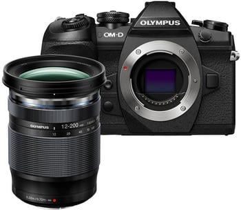 Olympus OM-D E-M1 Mark II Kit 12-200 mm