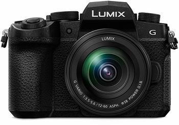 Panasonic Lumix DC-G91+3,5-5,6/12-60 mm OIS schwarz, DSLM Kamerakit