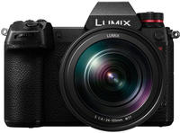 Die Lumix S1H im Vergleich mit den Schwestermodellen S1 und S1R
