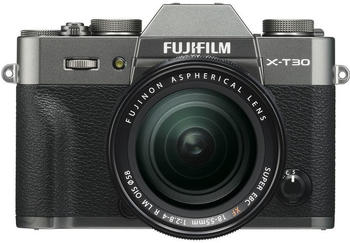 Fujifilm X-T30 Kit 18-55 mm anthrazit