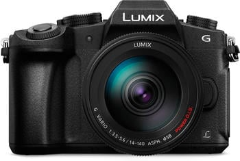 Panasonic Lumix DMC-G81 + H-FSA 14-140 OIS,