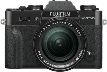 Fujifilm X-T30 Kit 18-55 mm schwarz