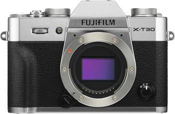 Fujifilm X-T30 Body silber