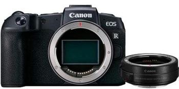 Canon EOS RP Kit 24-105 mm f3.5-5.6 + Adapter EF-EOS R