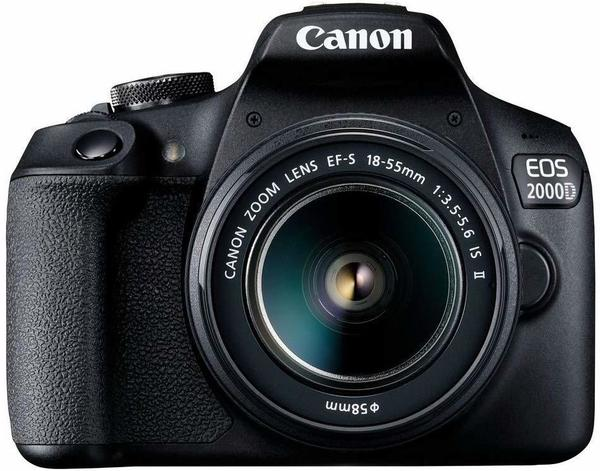 Canon EOS 2000D Kit 18-55 mm DC III
