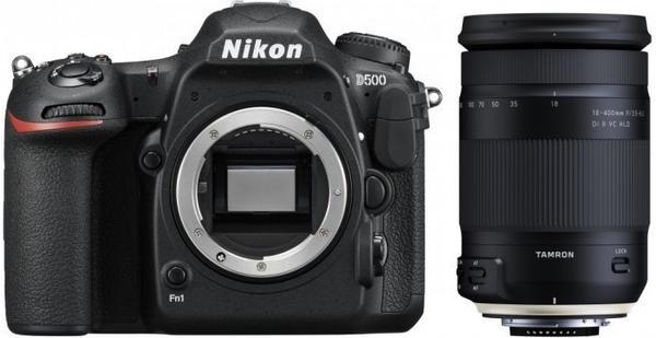 Nikon D500 KIt 18-400 mm Tamron