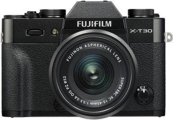 Fujifilm X-T30 Kit 15-45 mm schwarz
