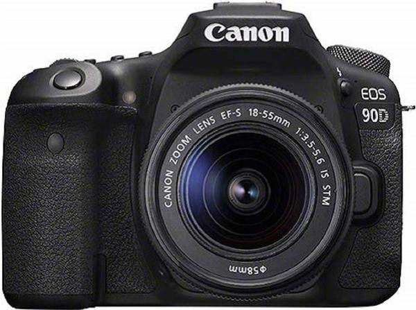 Canon EOS 90D Kit 18-55 mm IS STM