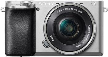 Sony Alpha 6100 Body silber