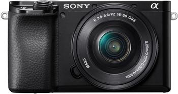 Sony Alpha 6100 Body schwarz