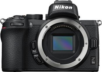 Nikon Z 50 Kit 16-50 mm VR + FTZ Objektivadapter