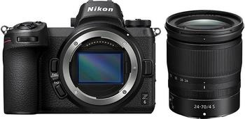 Nikon Z6 Kit 24-70 mm f4.0 + 64GB XQD