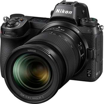 Nikon Z6 Kit 24-70 mm f4.0 + 64GB XQD