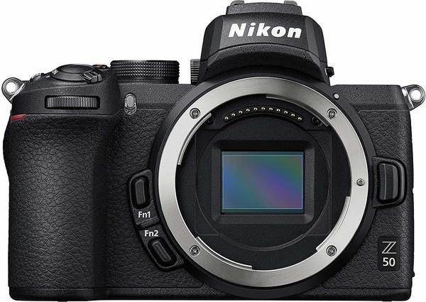Nikon Z 50 Body + FTZ Objektivadapter